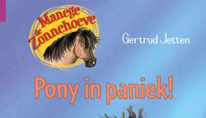 Boekbespreking Vlog Pony in Paniek Gertrud Jetten