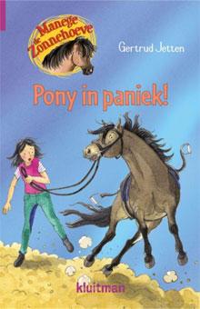 Gertrud Jetten Pony in paniek recensie