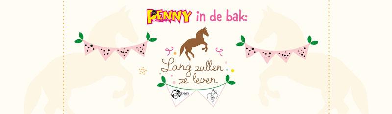 Pennydag 2016 Paardenkamp in Soest Lang zullen ze Leven