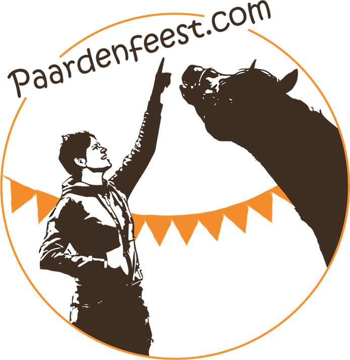 Logo Paardenfeest