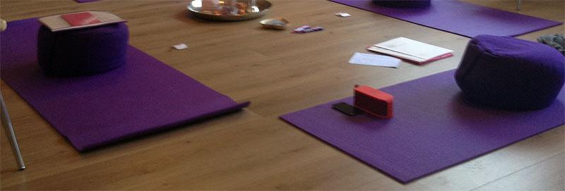 Lichaamsbewustzijn voor ruiters workshop