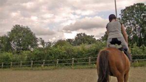 balans op je paard