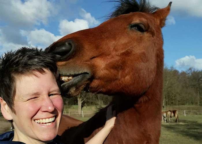 Vertrouwen en verbinding met je paard