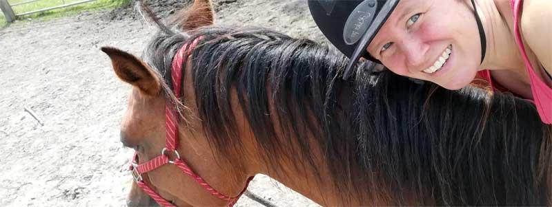 karaktertype paard en ruiter